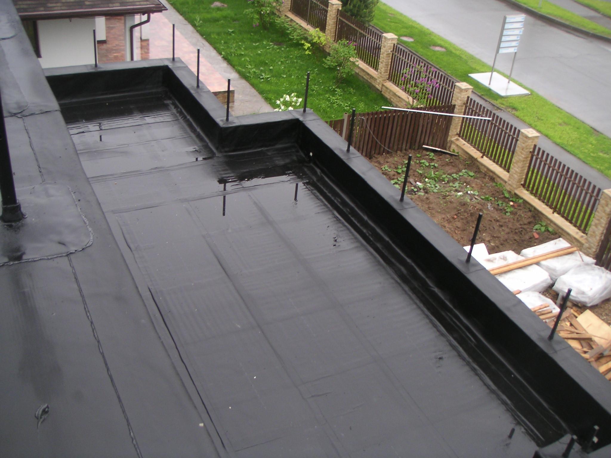 Как покрыть крышу гидроизолом своими руками (видео) 26